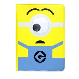 "Minions googly eye tablet case (7/8"")"