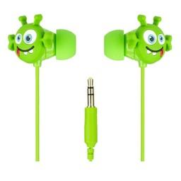 My Doodles Alien in-ear koptelefoons (1+1 gratis)