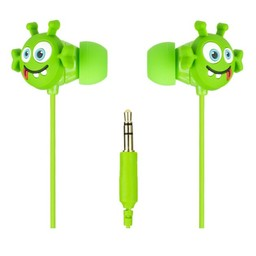 My Doodles Alien in-ear koptelefoons