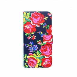 Accessorize Navy Rose book case (iPhone 6/S)