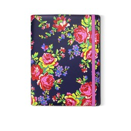 "Accessorize Navy Rose tablet case (10/11"")"