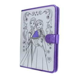 "Disney Frozen kleur-me-in tablet case (7/8"")"