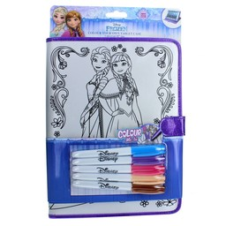 "Disney Frozen kleur-me-in tablet case (10/11"")"