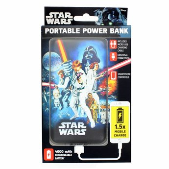 Disney Star Wars Classic powerbank (4.000mAh)