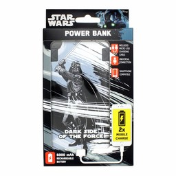 Disney Star Wars Darth Vader powerbank (6.000mAh)
