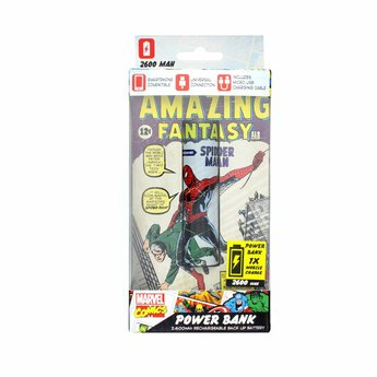 Disney Marvel - Spiderman powerbank (2.600mAh)