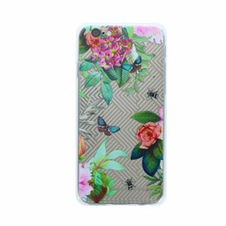 Accessorize Accessorize Botanical Bloom clear case (iPhone 6/7)