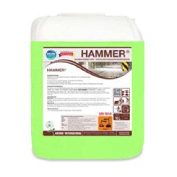 Industriële vloerreiniger - Hammer 10 LTR