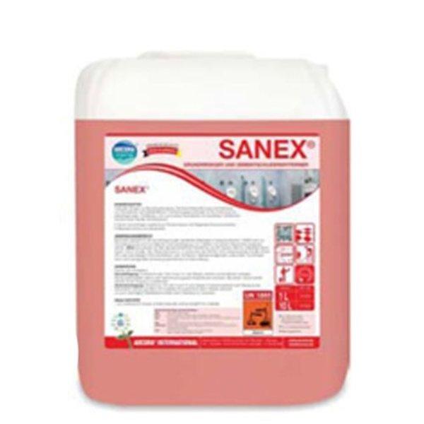 Sterke zure vloerreiniger - SANEX 10L
