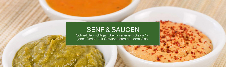Senf & Saucen