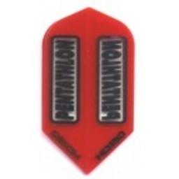 Pentathlon Pentathlon HD150 Trans SLIM rood