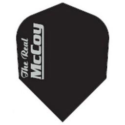 McCOY the Real McCOY Pro-STD- zwart. zilvere tekst