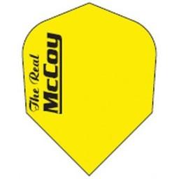 McCOY the Real McCOY Pro-STD- Fluro geel.zwarte tekst