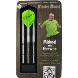 Masterdarts Masterdarts Michael van Gerwen 23 gram 90% Tungsten Darts