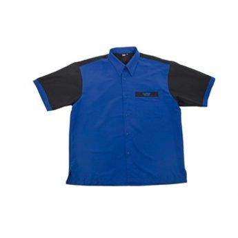 Bull's Bull's 100% Polyesther Dartshirt S t/m XXXXL - Blue Black