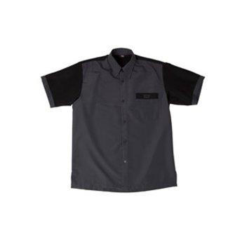 Bull's Bull's 100% Polyesther Dartshirt S t/m XXXXL - Grey Black