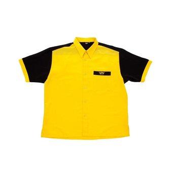 Bull's Bull's 100% Polyesther Dartshirt S t/m XXXXL - Yellow Black