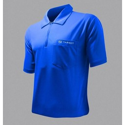 Target Target Coolplay Dartsshirt Royal Blue
