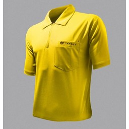 Target Target Coolplay Dartsshirt Yellow