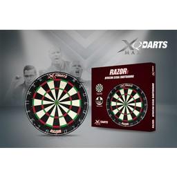 XQdartsMAX XQDartsMax Razor1 Dartsbord