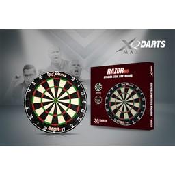 XQdartsMAX XQDartsMax Razor HD Dartsbord