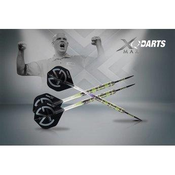 XQdartsMAX XQDartsMax MvG Mighty Generation 25 gram 90% Tungsten