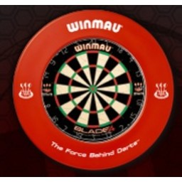 Winmau Winmau Dartsbord Surround Ring printed Rood