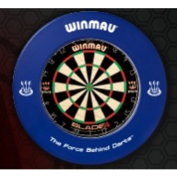 Winmau Winmau Dartsbord Surround Ring printed Blauw