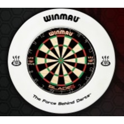 Winmau Winmau Dartsbord Surround Ring printed Wit