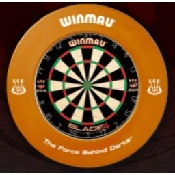 Winmau Winmau Dartsbord Surround Ring printed Oranje
