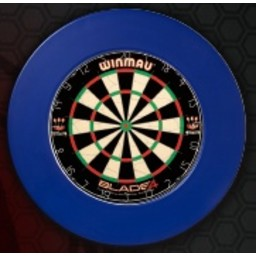 Dartsbord Surround Ring Plain Blauw