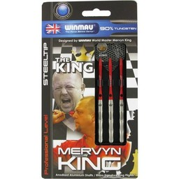 Winmau Winmau Mervyn King 90% Tungsten Darts 26gr.