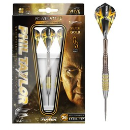 Target Target Power Phil Taylor 9five GEN3 GOLD 95% Tungsten darts 26gram