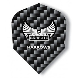 Harrows Harrows Graflite flights STD grijs