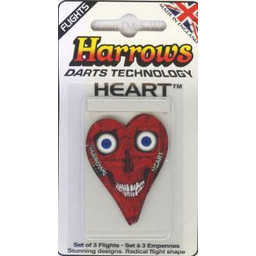 Harrows Harrows Heart Skull