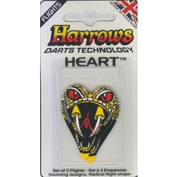 Harrows Harrows Heart Snake