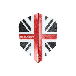 Target Target Ultra Vision UK Flag red clear flight