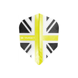 Target Target Ultra Vision UK Flag Yellow clear flight