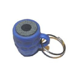 Sleutelhanger Slijpsteen Bierpul Blauw