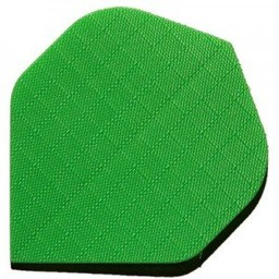 Dartshop Kattestaart Dartshop Kattestaart Ripstop Nylon Fabric Flight Licht Groen