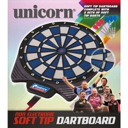 Unicorn Unicorn non electronic soft tip dartbord