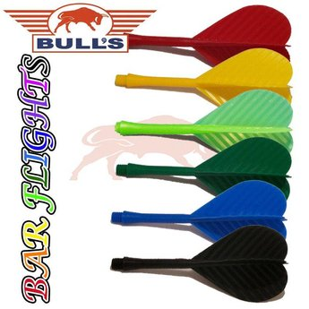 Bull's Bull's bar all in one flight & Shaft licht groen