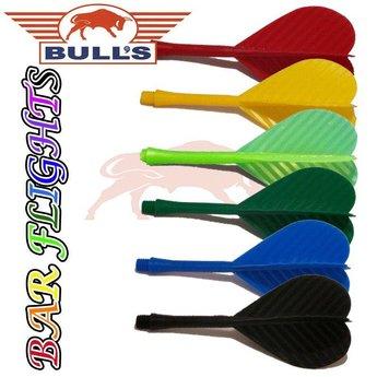 Bull's Bull's bar all in one flight & Shaft geel