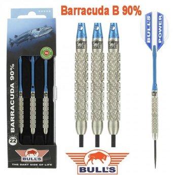 Bull's BARRACUDA B 90% Tungsten 24g