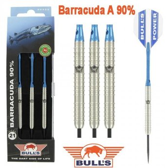 Bull's BARRACUDA A 90% Tungsten 25g