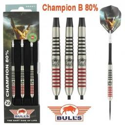 Bull's CHAMPION B 80% Tungsten 26g