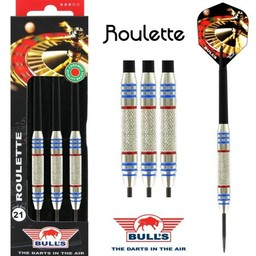 Bull's ROULETTE Chromed Brass 21g