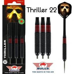 Bull's THRILLER Coated Brass 22g