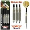 Bull's BLACKJACK Chromed Brass 24g - Gold