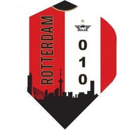 "Bull's POWERFLITE D ""Rotterdam Skyline Red"""
